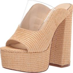 Jessica Simpson Women's Annalyn Platform Sandal Heeled   Amazon (US)