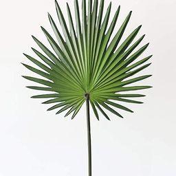 "Artificial Fan Palm Leaf - 30"" | Amazon (US)"