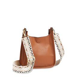 No Boundaries Bar Bag Crossbody with Two Straps | Walmart (US)