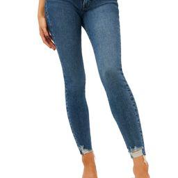 Good Legs Chewed Hem Skinny Jeans | Nordstrom
