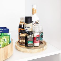 """The Home Edit by iDesign Sand 9"""" Lazy Susan 