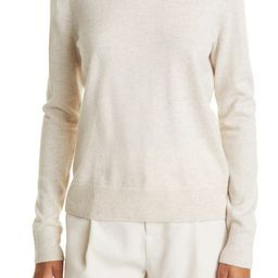 Easy Fit Crewneck Wool & Cashmere Sweater   Nordstrom   Nordstrom