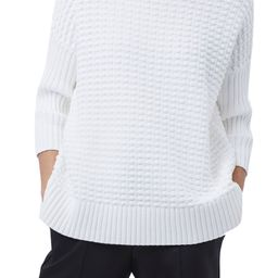 Mozart Popcorn Cotton Sweater   Nordstrom