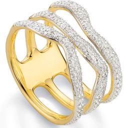 'Riva' Three Band Diamond Ring   Nordstrom