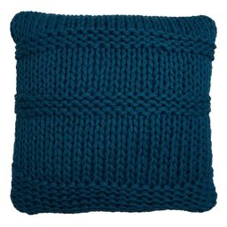 Mixed Stitch Knit Rope Accent Pillow | Nordstrom | Nordstrom