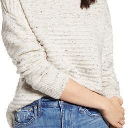 Belmont Donegal Mock Neck Sweater | Nordstrom