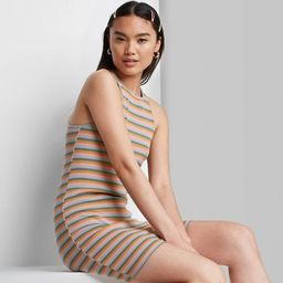 Women's Sleeveless Bodycon Dress - Wild Fable™ | Target
