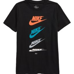 Kids' Cascading Futura Air Graphic Tee   Nordstrom   Nordstrom