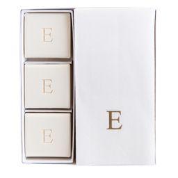 Sanderling Soap + Starling Linen Towel Boxed Set   Wren Home