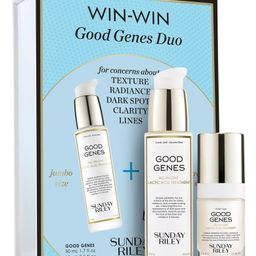 Good Genes All-in-One Lactic Acid Exfoliating Face Treatment Set   Nordstrom