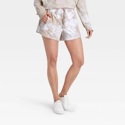 """Women's High-Rise French Terry Shorts 3.5"""" - All in Motion™ 