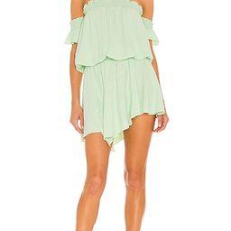Ariella Dress in Hypermint   Revolve Clothing (Global)