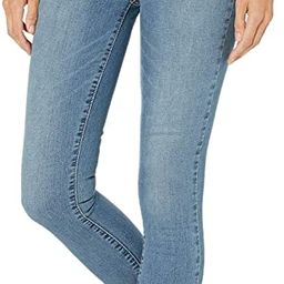 Signature by Levi Strauss & Co. Gold Label Women's Totally Shaping High Rise Skinny Jeans   Amazon (US)