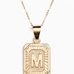 Initial Pendant Necklace   Nordstrom   Nordstrom