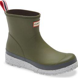 Original Play Speckled Platform Waterproof Rain Boot   Nordstrom