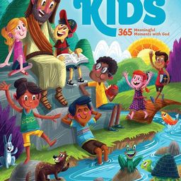 Our Daily Bread for Kids: Our Daily Bread for Kids : 365 Meaningful Moments with God (Hardcover)   Walmart (US)