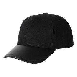 Leather Brim Baseball Cap | Nordstrom | Nordstrom