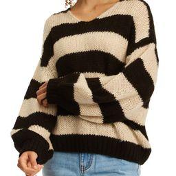 Wound Up Stripe Sweater | Nordstrom