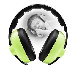 BBTKCARE Baby Ear Protection Noise Cancelling Headphones for Babies for 3 Months to 2 Years (Gree...   Amazon (US)