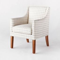 Clearfield Swoop Arm Dining Chair - Threshold™ designed with Studio McGee | Target