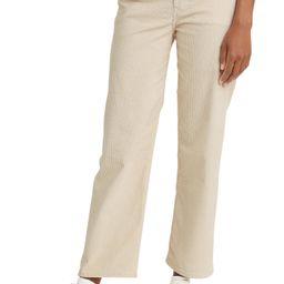 Ribcage Super High Waist Ankle Straight Leg Jeans | Nordstrom