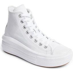 Converse Chuck Taylor® All Star® Move Platform High Top Sneaker (Women)   Nordstrom
