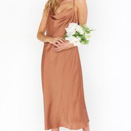 Verona Cowl Dress   Show Me Your Mumu