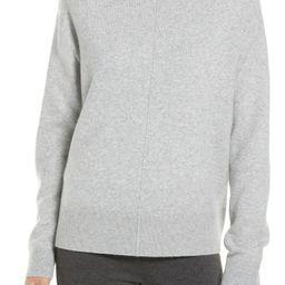 Seam Detail Funnel Neck Sweater   Nordstrom