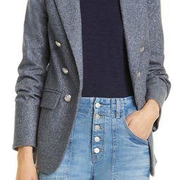 Beacon Virgin Wool Blend Dickey Jacket | Nordstrom
