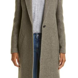Dean Wool Blend Coat | Nordstrom