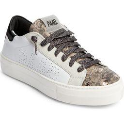 Thea Leopard Embossed Platform Sneaker   Nordstrom