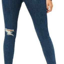 Good Waist Distressed Ankle Skinny Jeans | Nordstrom