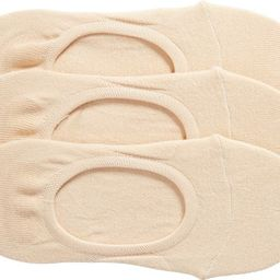 3-Pack No Show Socks | Nordstrom