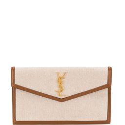 Monogram envelope clutch bag   Farfetch (US)