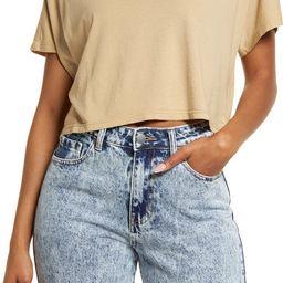 V-Neck Dolman Crop T-Shirt | Nordstrom | Nordstrom