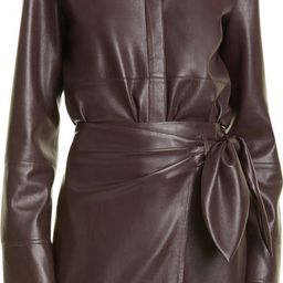 Naum Classic Faux Leather Shirt   Nordstrom   Nordstrom