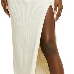 Slit Sweater Skirt | Nordstrom | Nordstrom