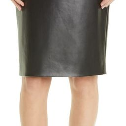 Faux Leather Skinny Pencil Skirt | Nordstrom | Nordstrom