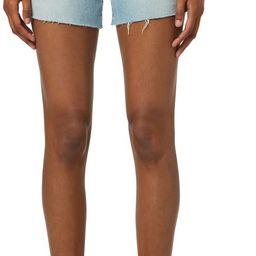 Devon High Waist Cutoff Denim Shorts | Nordstrom | Nordstrom