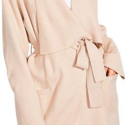 BB Dakota Drape Front Cardigan Coat | Nordstrom | Nordstrom