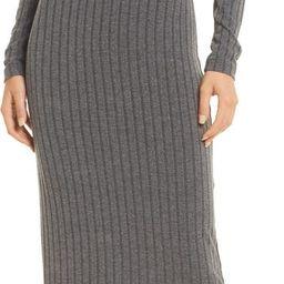 Long Sleeve Turtleneck Sweater Dress | Nordstrom | Nordstrom