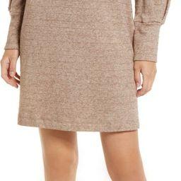 Boatneck Long Sleeve Sweater Dress   Nordstrom   Nordstrom