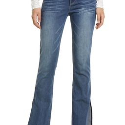 Ab-Solution High Waist Itty Bitty Bootcut Jeans | Nordstrom | Nordstrom