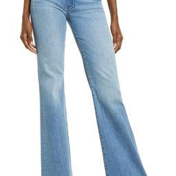 Dojo Tailorless Flare Leg Jeans | Nordstrom | Nordstrom