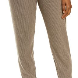 Muse Ribbed High Waist Sweatpants | Nordstrom