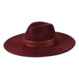 Wide Brim Felted Wool Panama Hat | Nordstrom | Nordstrom