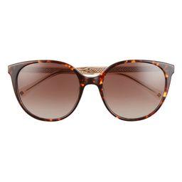 kimberlyn 56mm gradient cat eye sunglasses | Nordstrom | Nordstrom
