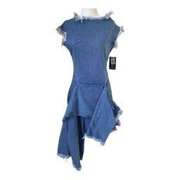 Mini dress  - Blue 33 | Vestiaire Collective (Global)