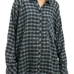 Women's Brendan Plaid Flannel Button-Up Shirt | Nordstrom
