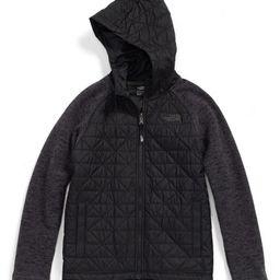 Quilted Sweater Fleece Jacket | Nordstrom
